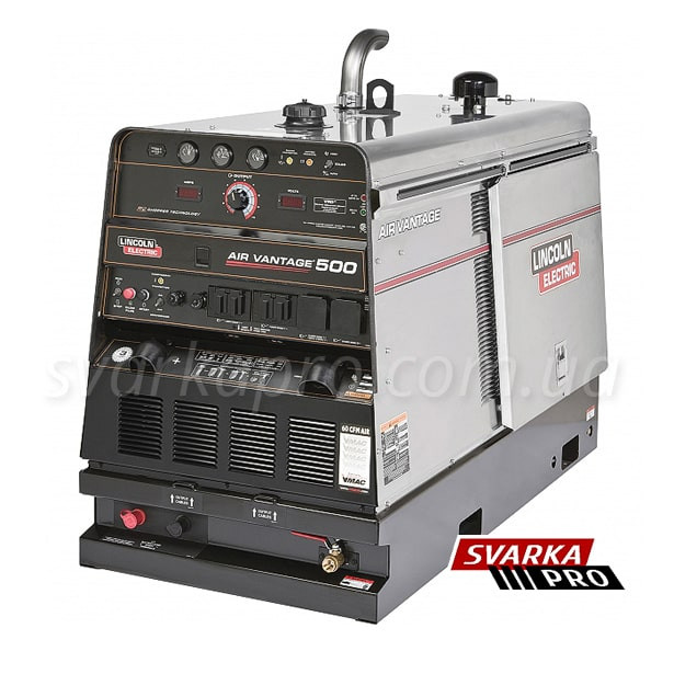 Air Vantage 500 Lincoln Electric генератор САК