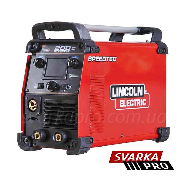 Полуавтомат Speedtec 200C Lincoln Electric - общий вид