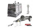 Вариант комплектации сварочного САК Lincoln Electric прицепом