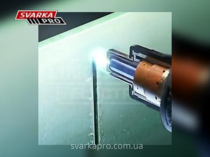 Сопло резака для систем плазменной резки - в разрезе