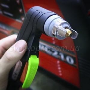 Фото вариант горелки для Invertec PC210