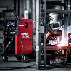 Сварочное оборудование Lincoln Electric применяют в различных сферах жизнедеятельности