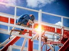 Сварка строительных конструкций удобна аппаратами Lincoln Electric